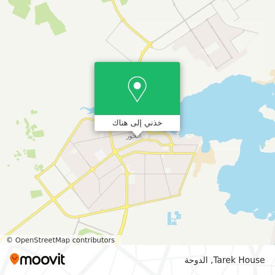 خريطة Tarek House