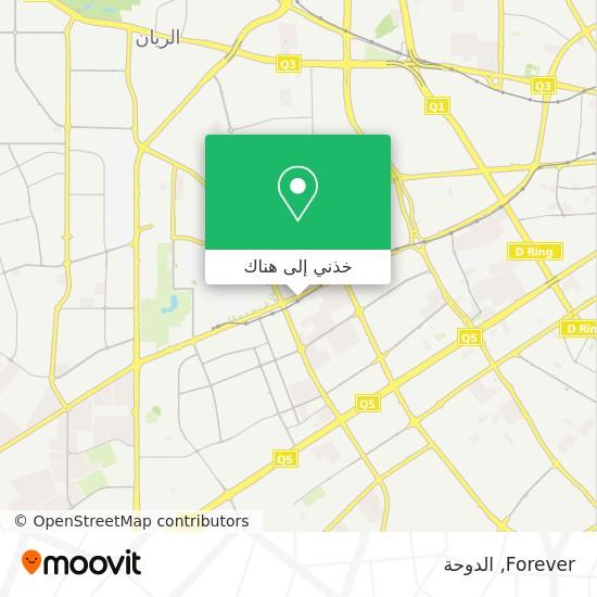خريطة Forever