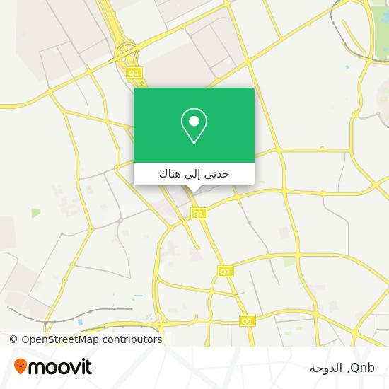 خريطة Qnb