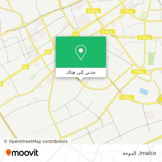 خريطة Imalco