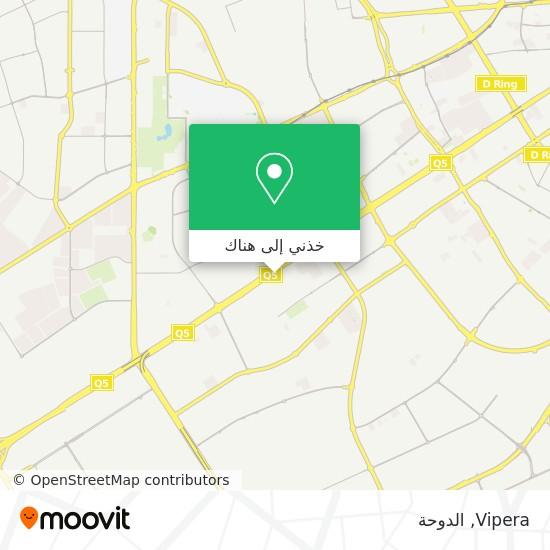 خريطة Vipera