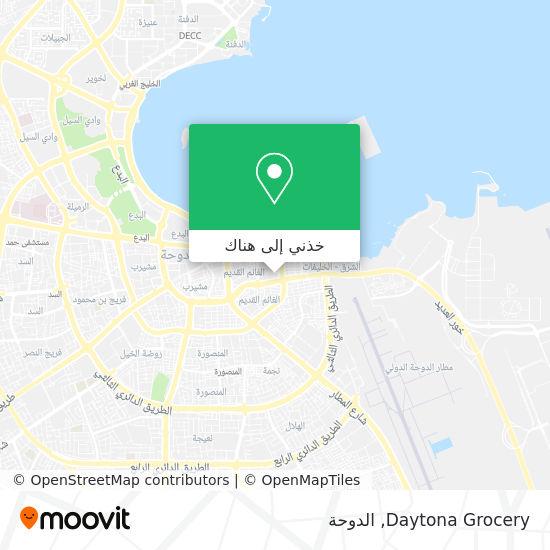خريطة Daytona Grocery