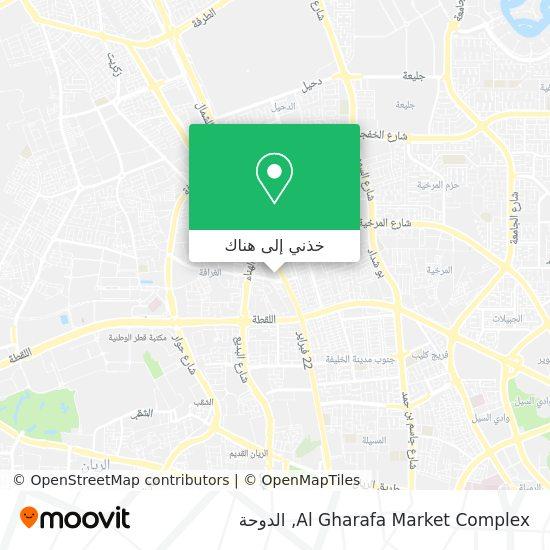 خريطة Al Gharafa Market Complex