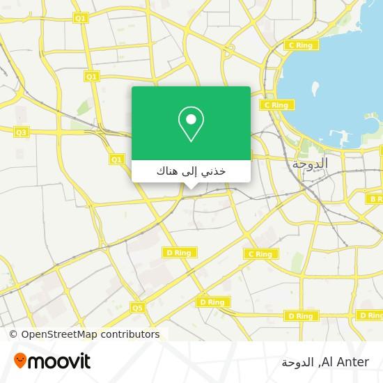 خريطة Al Anter