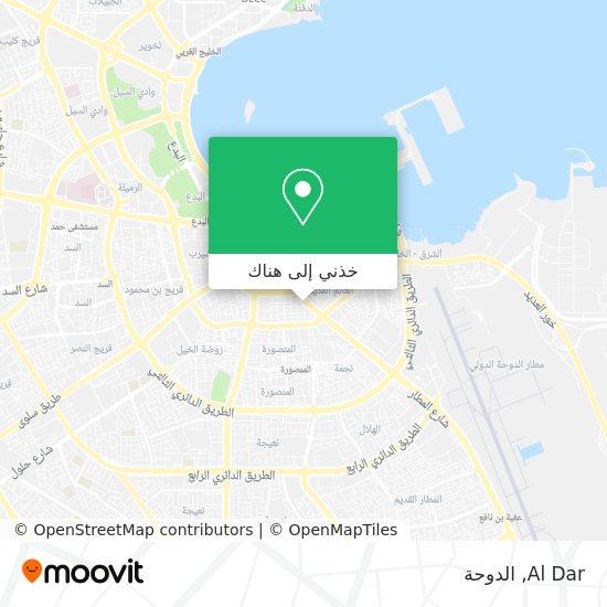 خريطة Al Dar