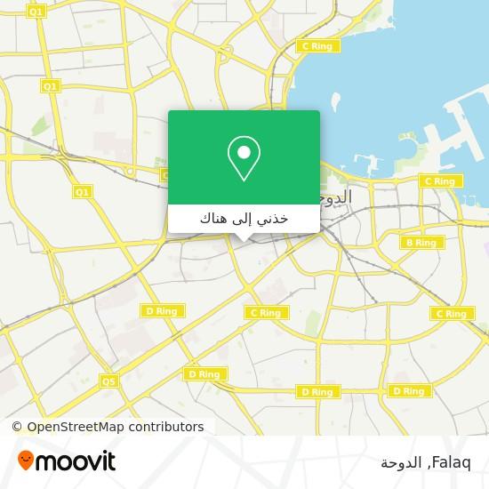 خريطة Falaq