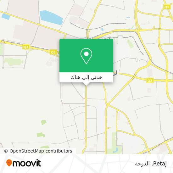 خريطة Retaj