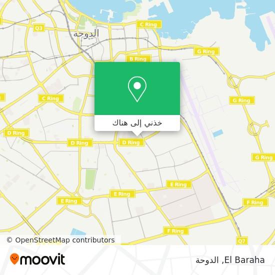 خريطة El Baraha