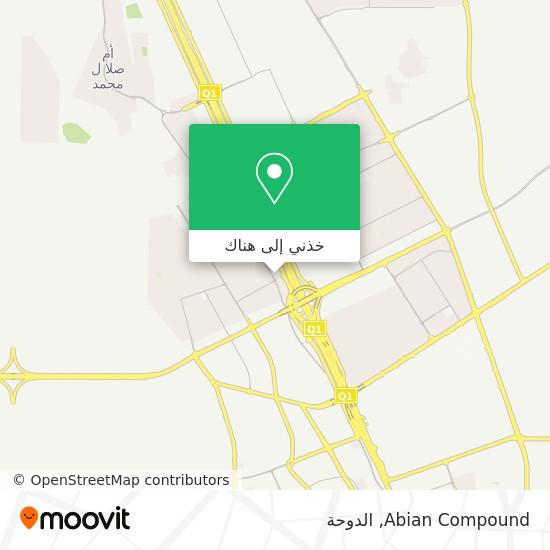 خريطة Abian Compound