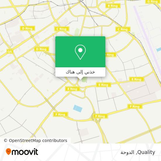 خريطة Quality