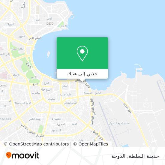 خريطة Salata Park