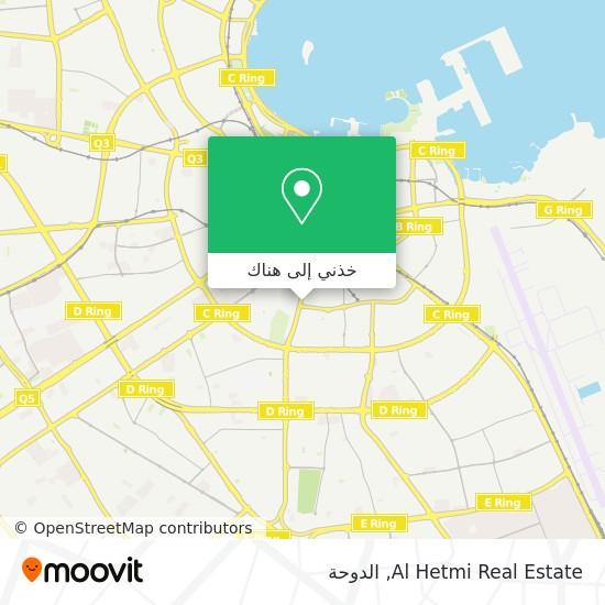 خريطة Al Hetmi Real Estate
