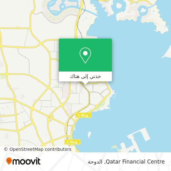 خريطة Qatar Financial Centre