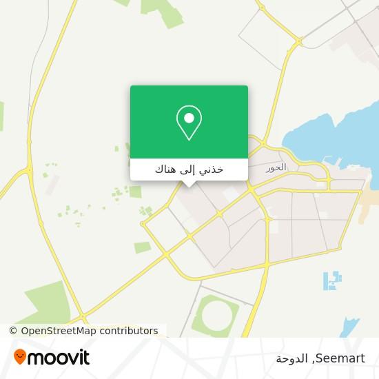 خريطة Seemart