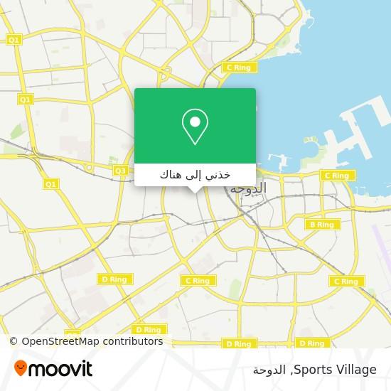 خريطة Sports Village
