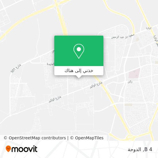 خريطة B 4