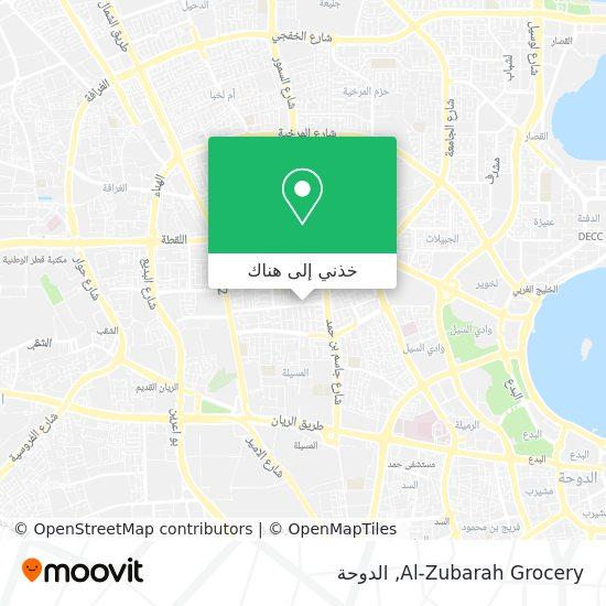 خريطة Al-Zubarah Grocery