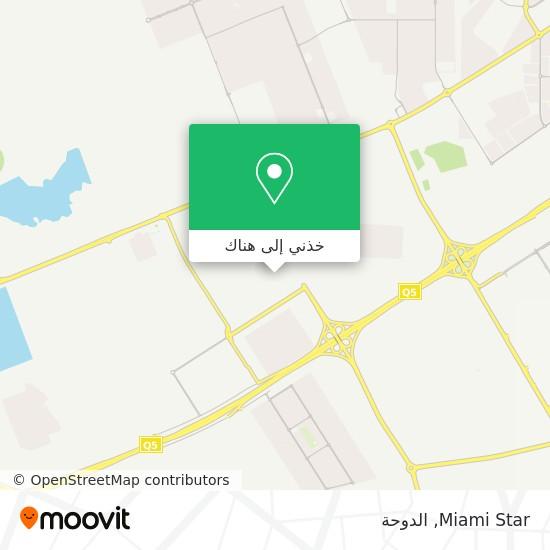 خريطة Miami Star