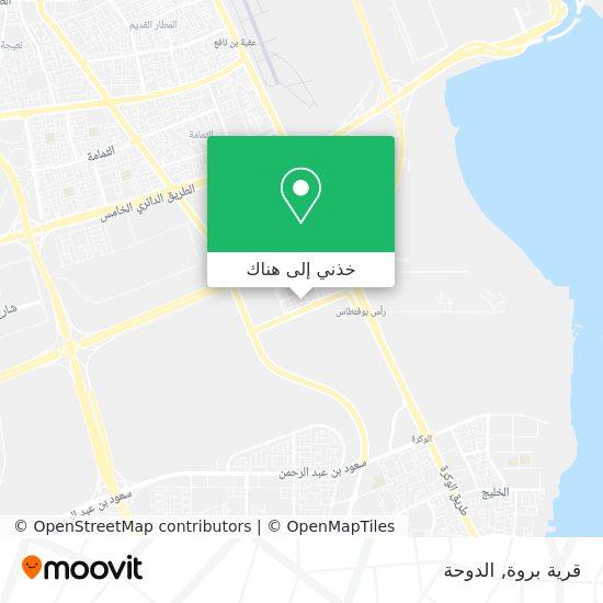 خريطة Barwa Village