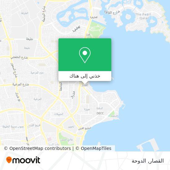خريطة Al Gassar (61)