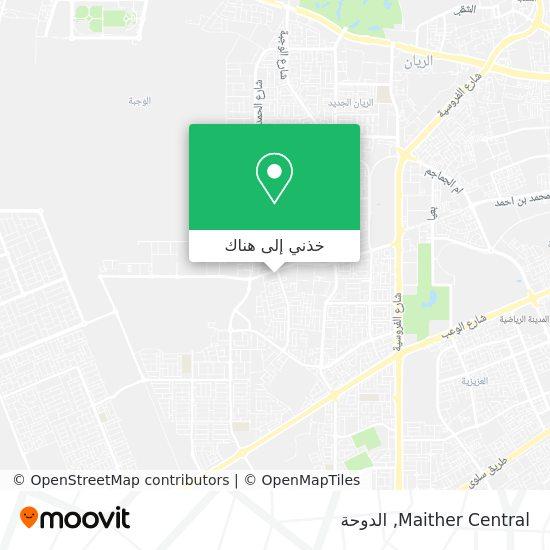 خريطة Maither Central