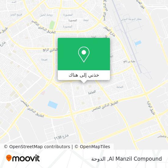 خريطة Al Manzil Compound