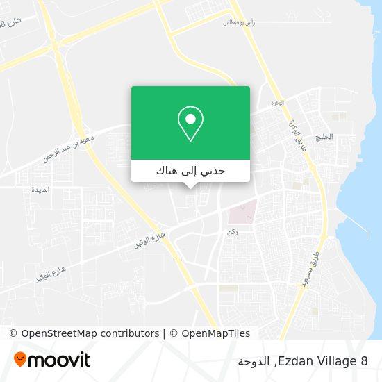 خريطة Ezdan Village 8