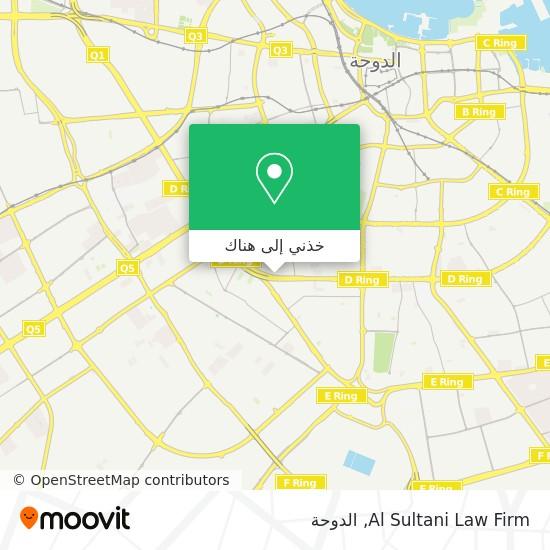 خريطة Al Sultani Law Firm