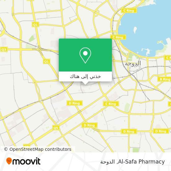 خريطة Al-Safa Pharmacy
