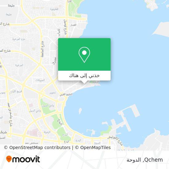 خريطة Qchem
