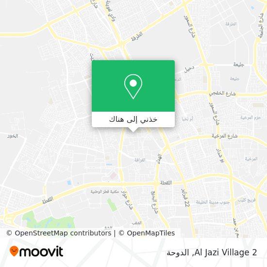 خريطة Al Jazi Village 2