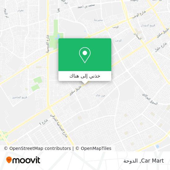 خريطة Car Mart