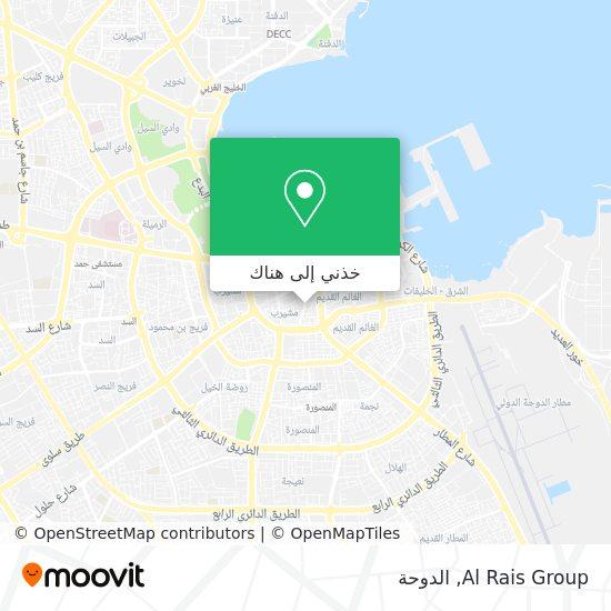 خريطة Al Rais Group
