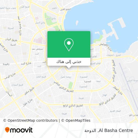 خريطة Al Basha Centre