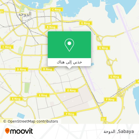 خريطة Sabaya