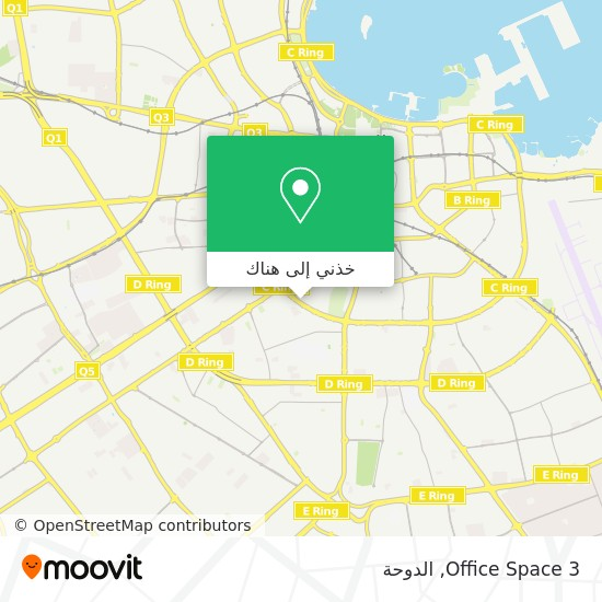 خريطة Office Space 3