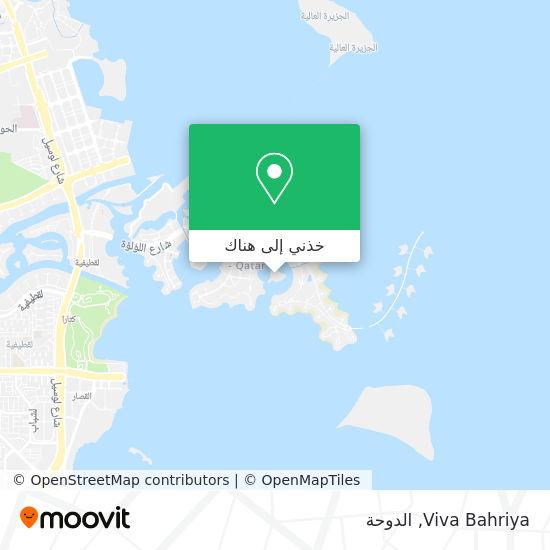 خريطة Viva Bahriya
