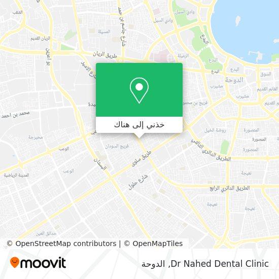 خريطة Dr Nahed Dental Clinic
