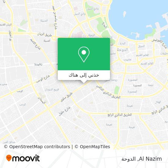 خريطة Al Nazim