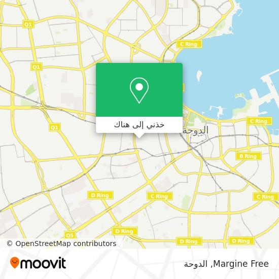خريطة Margine Free
