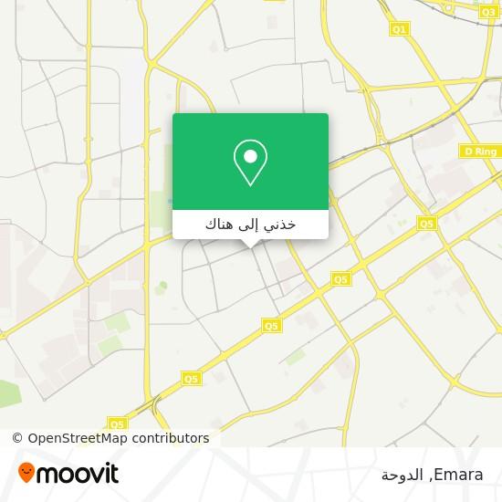 خريطة Emara