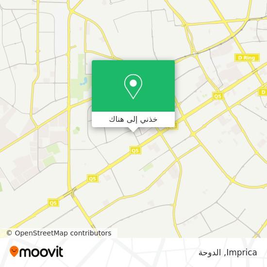 خريطة Imprica