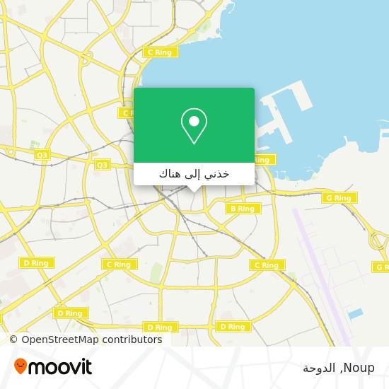 خريطة Noup