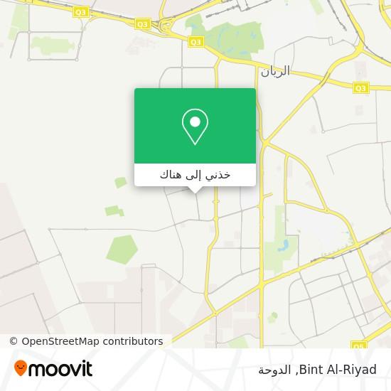 خريطة Bint Al-Riyad