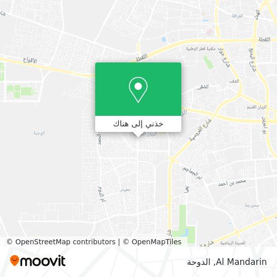 خريطة Al Mandarin