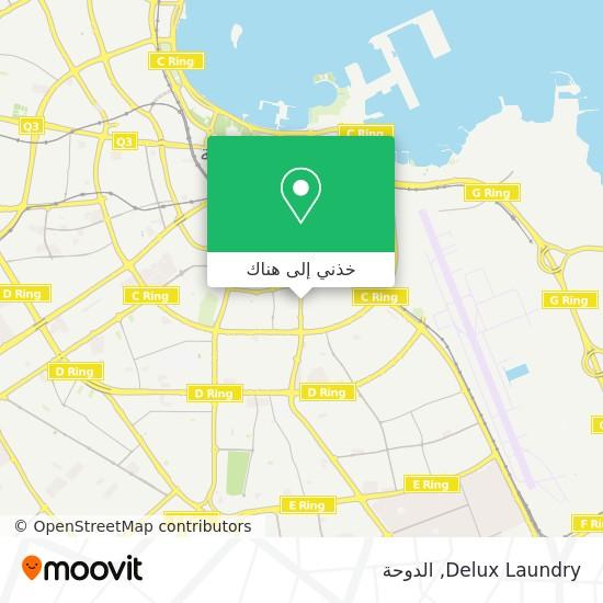 خريطة Delux Laundry