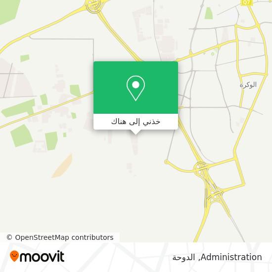 خريطة Administration