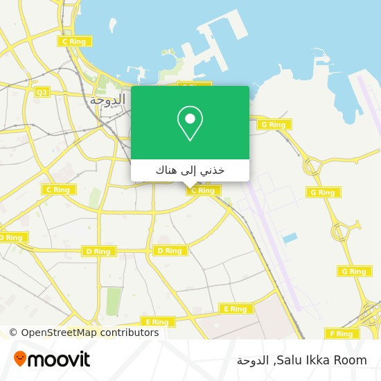 خريطة Salu Ikka Room