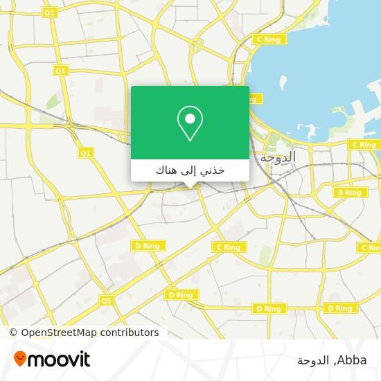 خريطة Abba