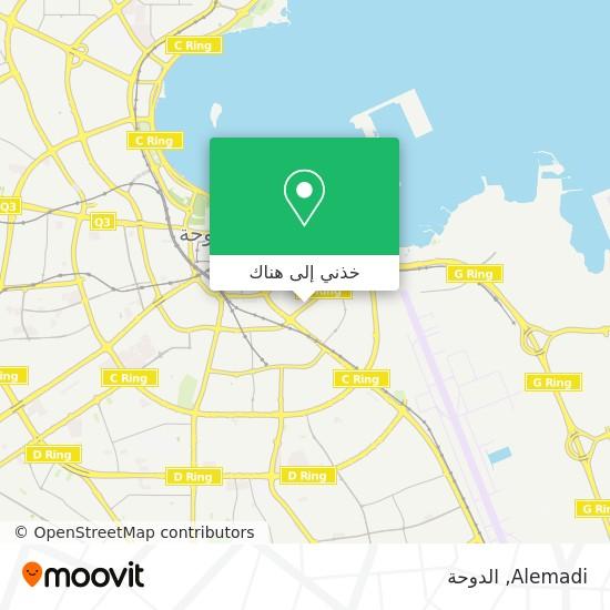 خريطة Alemadi